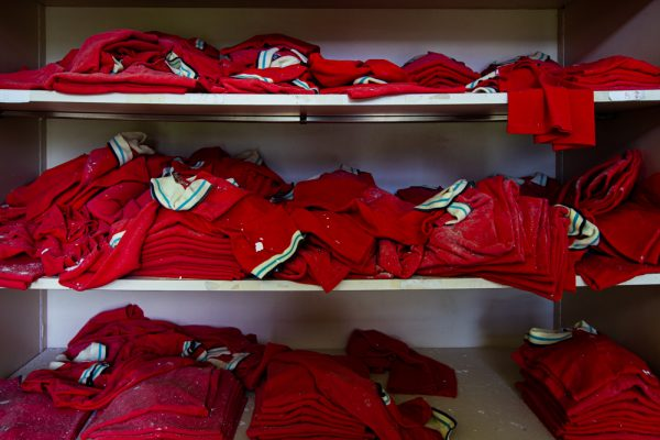 maglie rosse da calcio